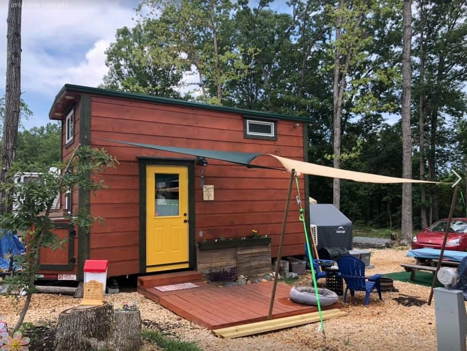 Our Tiny Home On Wheels Is A Legal Dwelling!