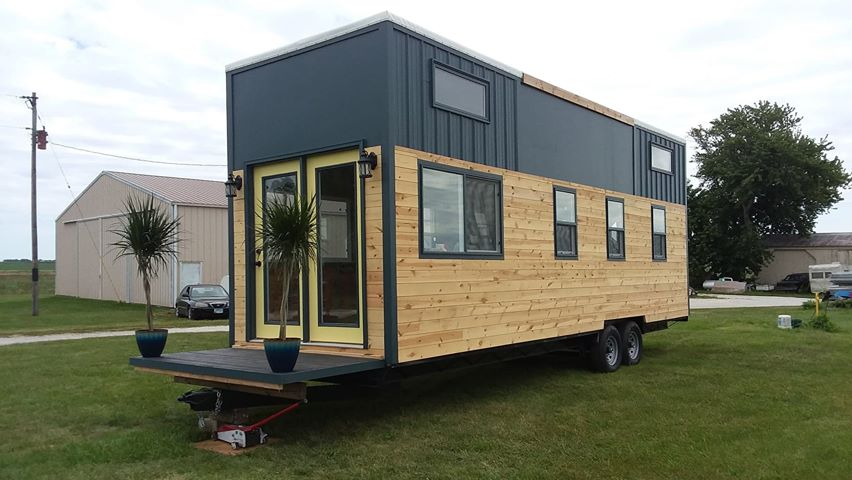 Hawks Tiny Homes Martinton, Illinois