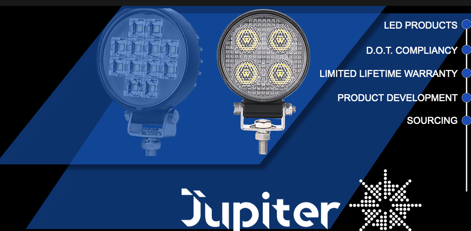 Jupiter Lightning Joins THIA