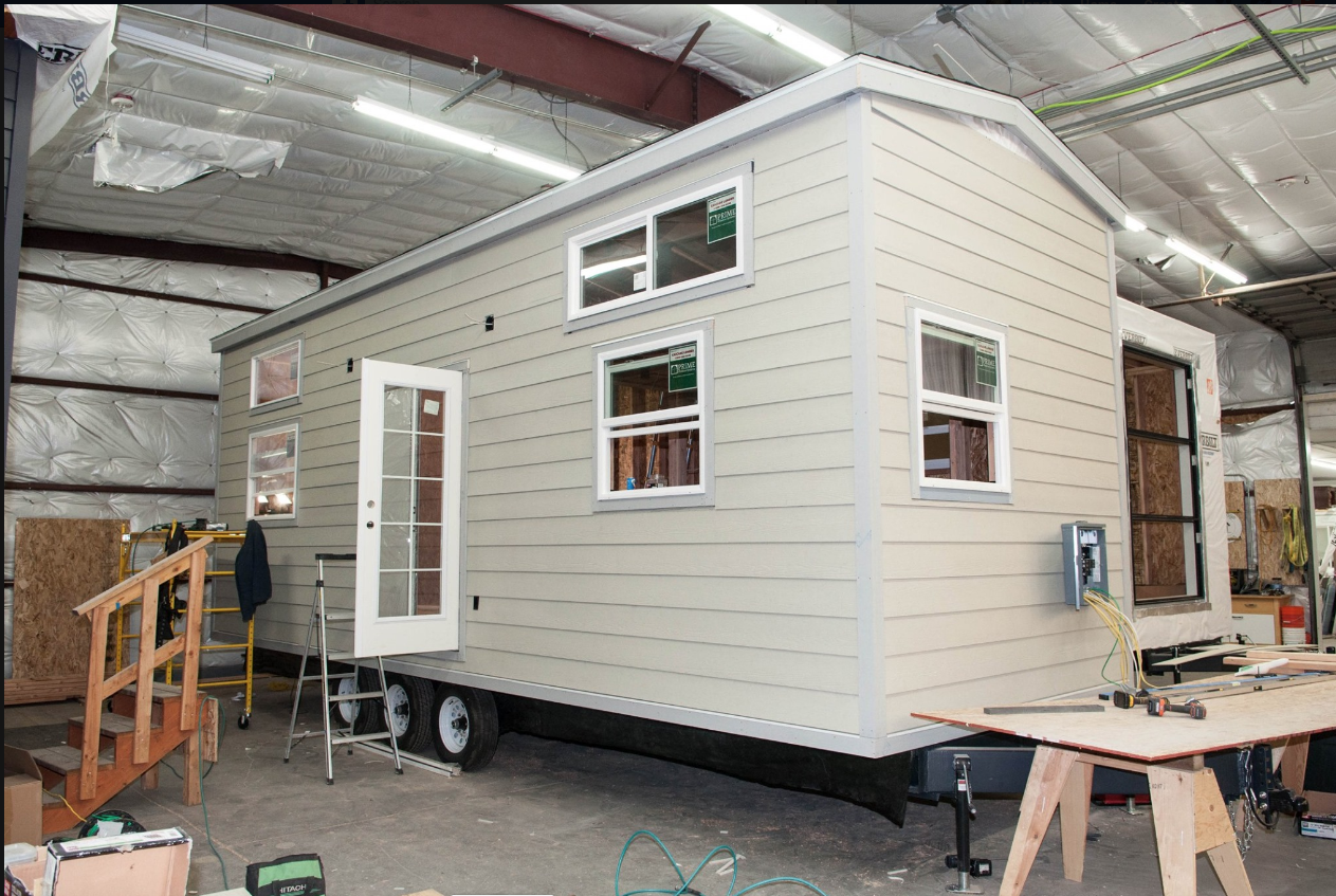Washington State Adopts Appendix Q Tiny House