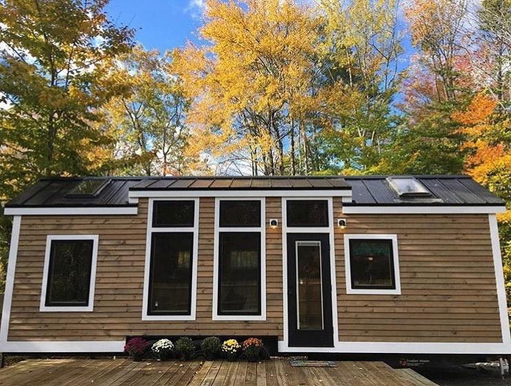 Tiny Homes Of Maine