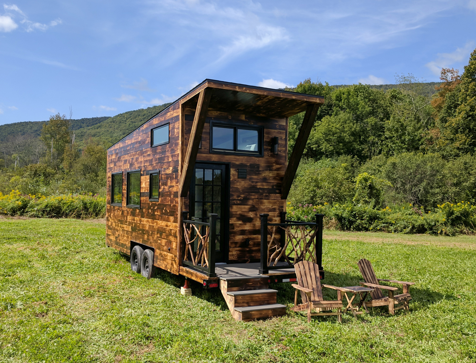 Movable Tiny Homes Approved In Great Barrington