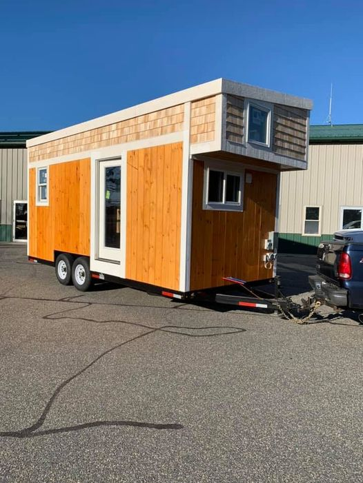 Davis Tiny Homes Joins THIA