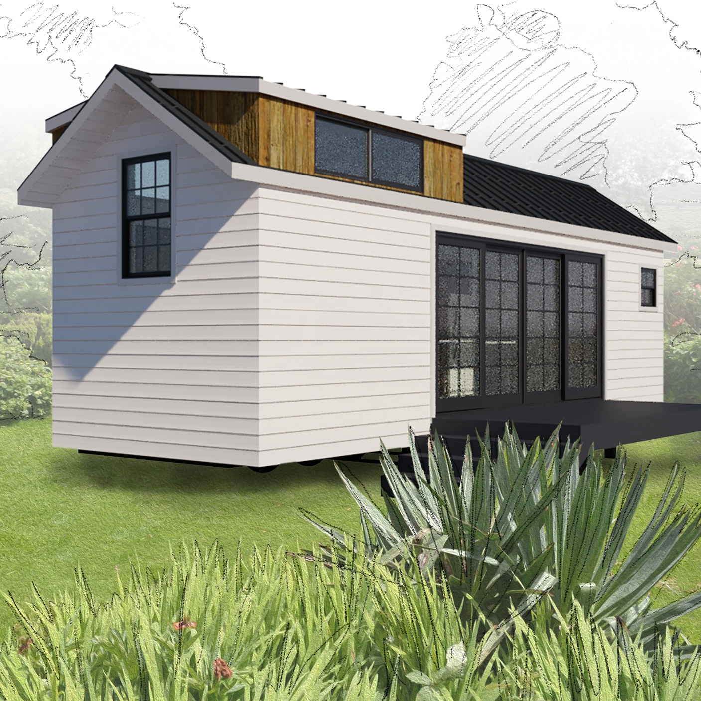 New Wind River Tiny Homes Models